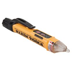 Dual-Range Non-Contact Voltage Tester w/Laser Pointer