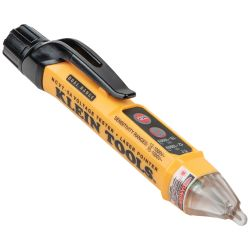 NCVT-5A Non-Contact Voltage Tester Pen, Dual Range, with Laser Pointer