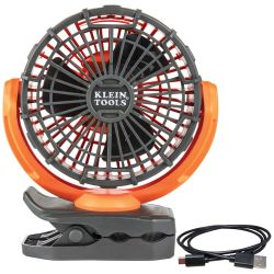 PJSFM1 Rechargeable Personal Jobsite Fan