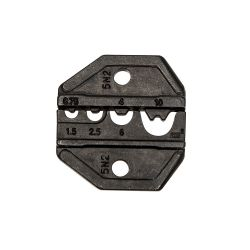 vdv205-044 Crimp Die Set, Non-Ins.Term, AWG 18-16