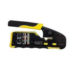 VDV226-110 Ratcheting Cable Crimper / Stripper / Cutter, for Pass-Thru™