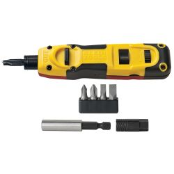 VDV427-807 Punchdown Multi-Tool with 110/66 Blade & WorkEnds Kit