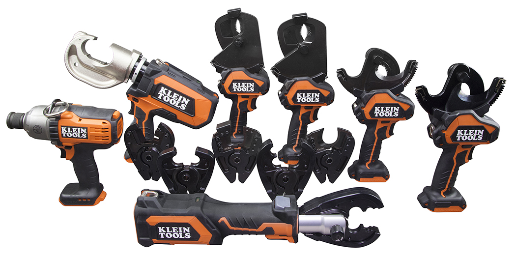 Klein 174 Tools Increases Cutting Crimping And Drilling