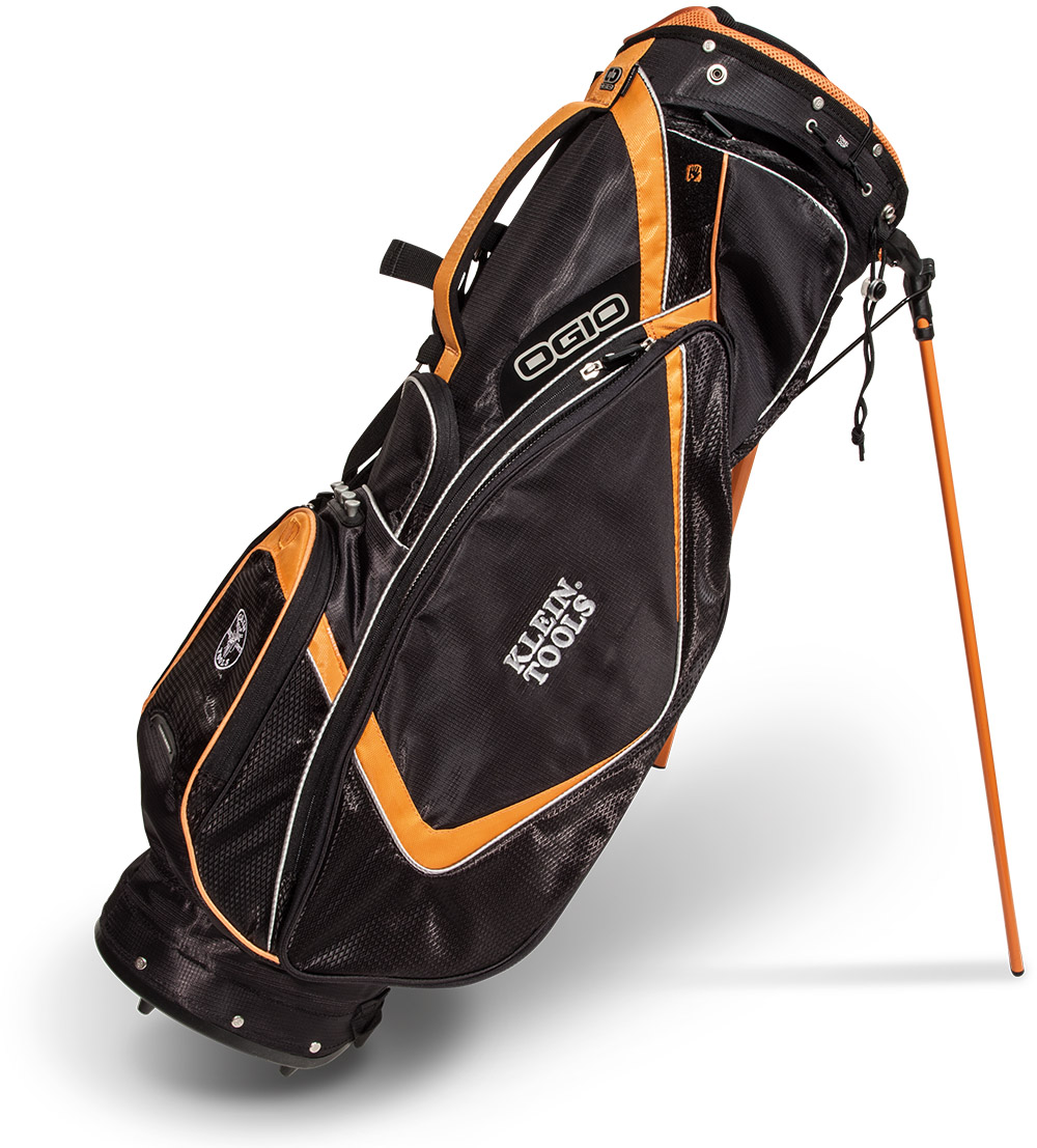 Electrician of the Year Ultimate Garage Award Golf Bag