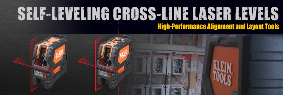 Klein Tools - Cross-Line Level