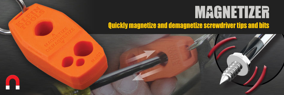 Klein Tools - Magnetizer