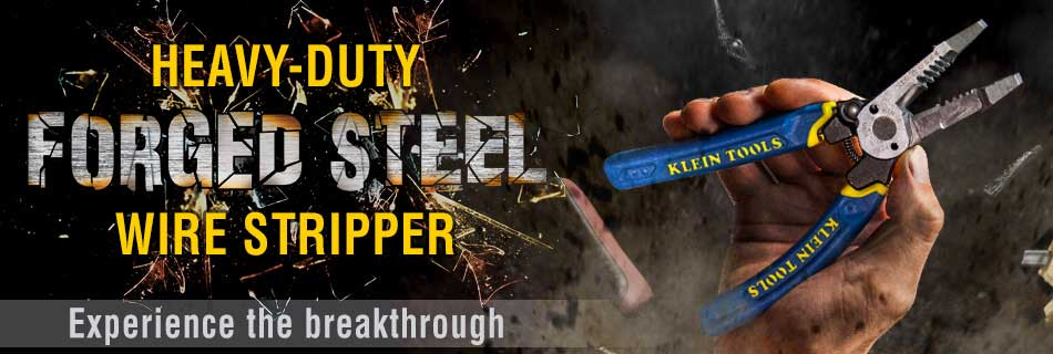 Klein Tools - Heavy Duty Wire Stripper