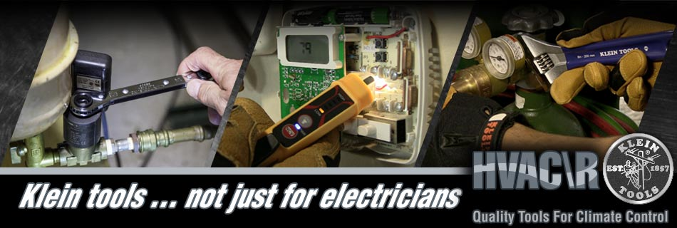 Klein Tools - not just for electricians!