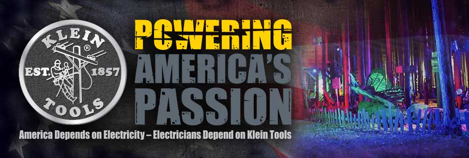 Klein Tools - Powering America's Passion - Electric Forest