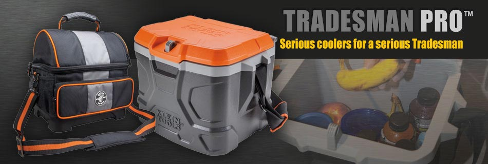 Klein Tools - New Tradesman Pro Coolers