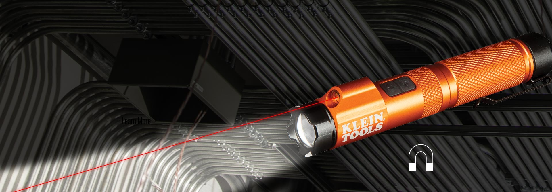 Rechargeable \r\nFocus Flashlight \r\nwith Laser