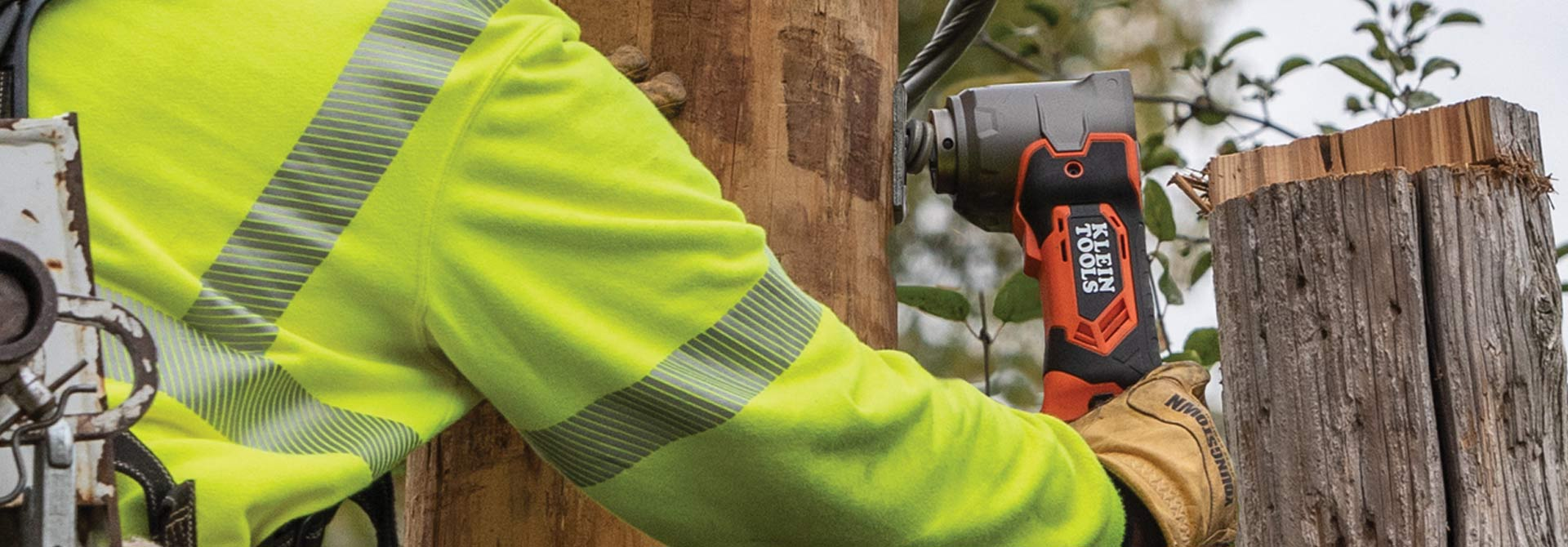90-Degree Impact Wrench
