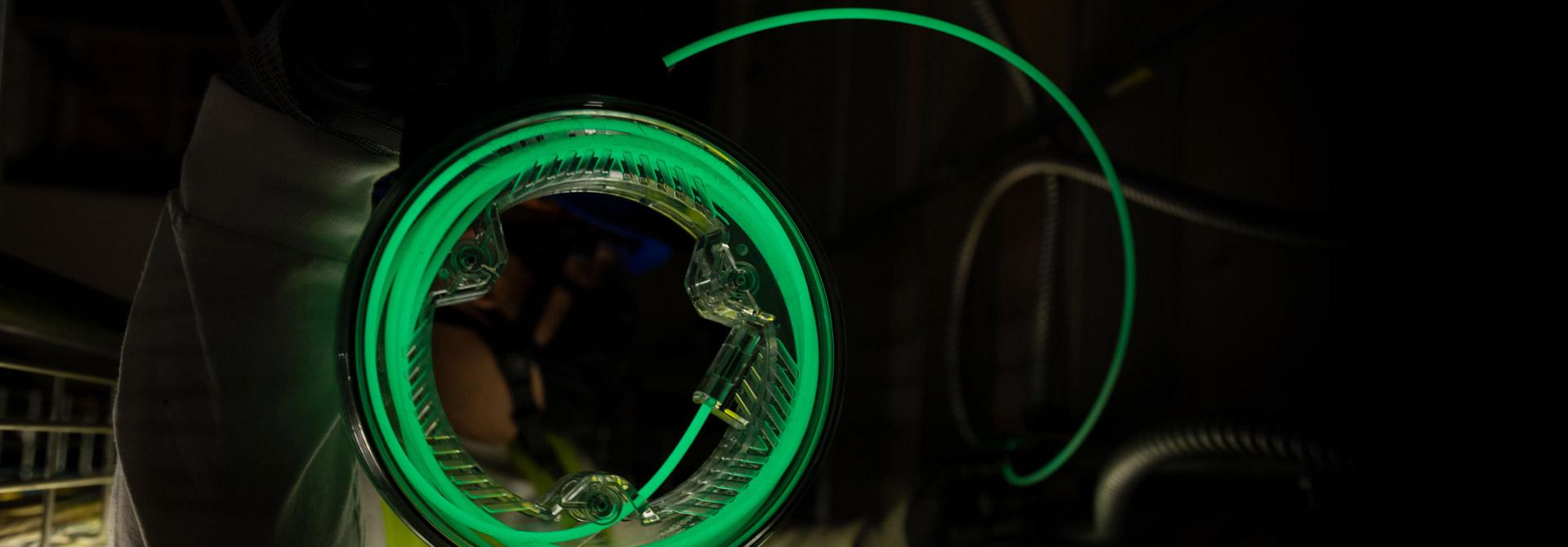 20-Foot Glow Fish Tape
