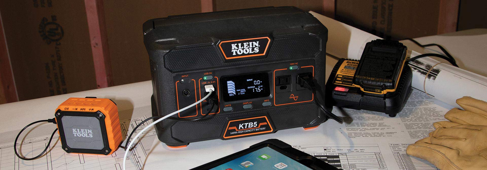 Portable \r\nPower Station