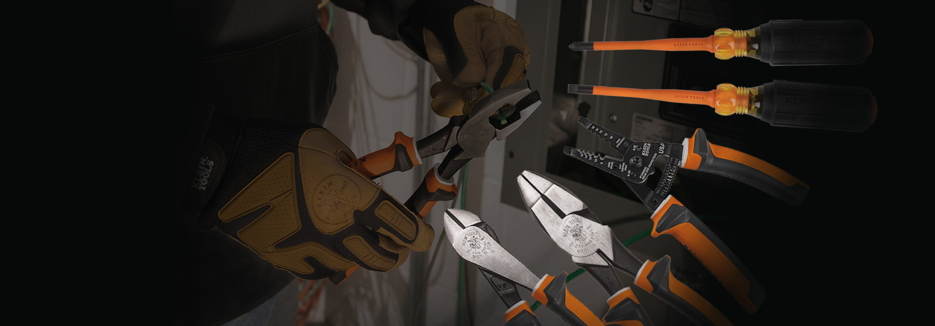 5-Piece Insulated Tool Kit