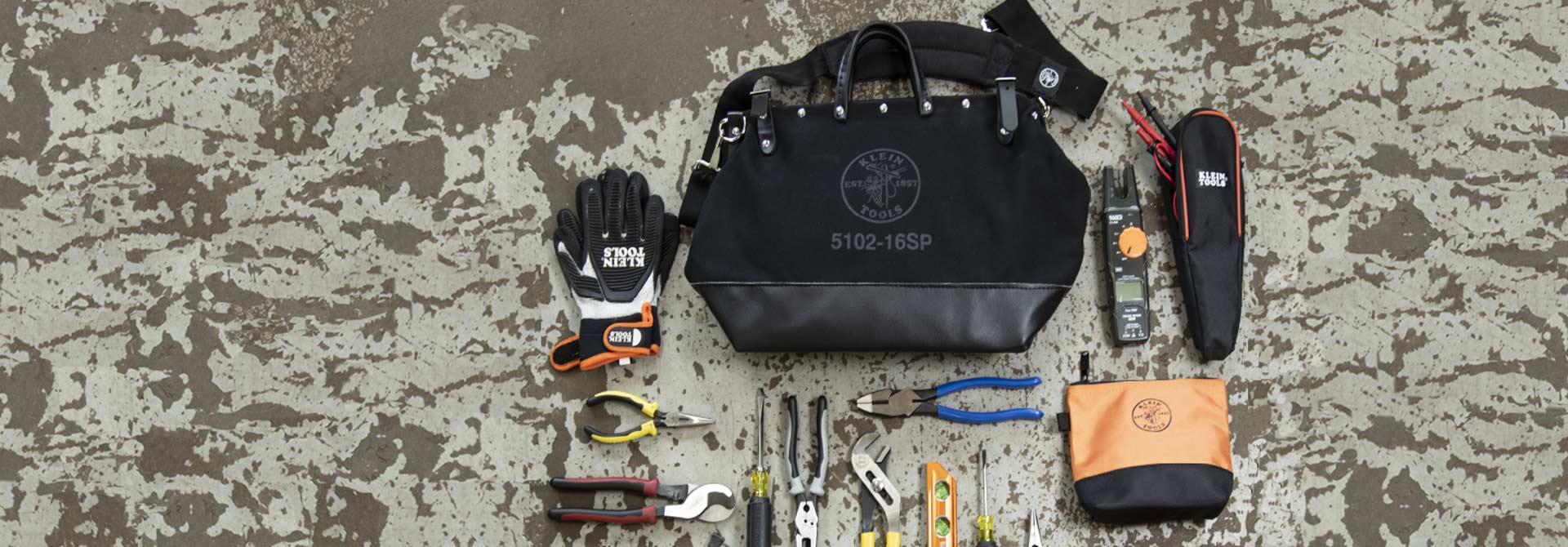 Win $1,000 in\r\nKlein Tools\r\nand a Custom\r\nTool Bag*