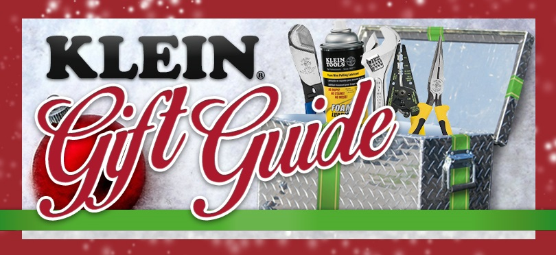 Klein Tools Holiday Gift Guide