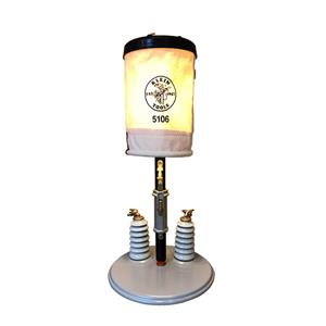 Klein Tots Home-site Collection - Canvas Bucket Lamp