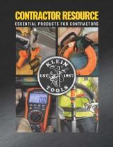 Klein Tools - Contractor Catalog