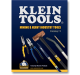 Klein Tools - Mining & Heavy Industry Tools Catalog