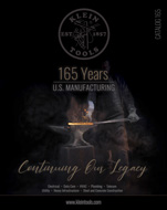 Download the Klein Tools Catalog Today!