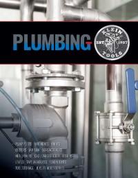 Klein Tools - Plumbing Catalog