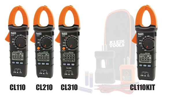 Clamp Meters Recalled
