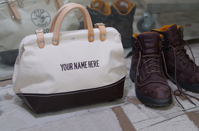 Personalized Canvas Bags
