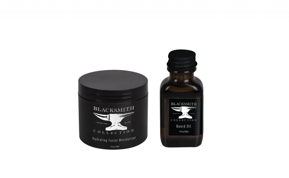 Facial Products - The Blacksmith Collection from Klein Tools