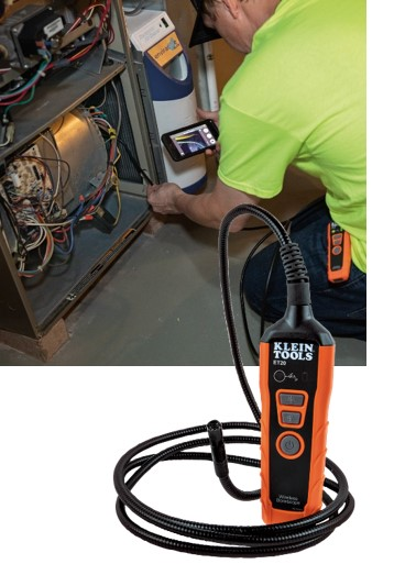 Klein Tools ET20 WiFi Borescope