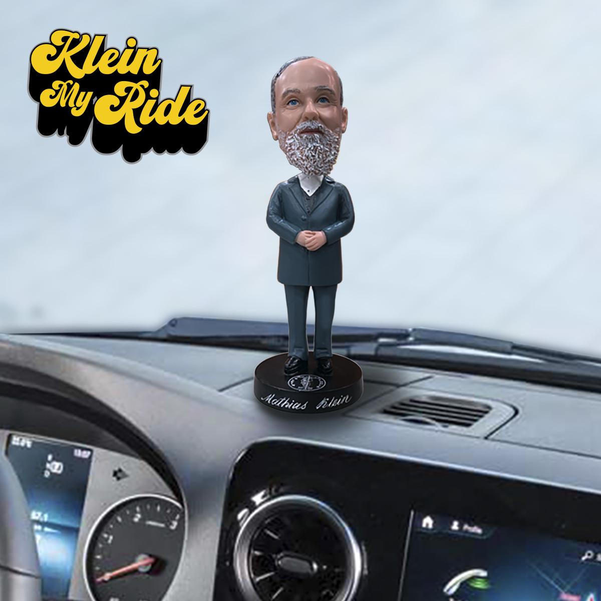 Klein My Ride - Mathias Klein Bobblehead