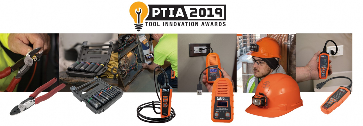 Klein Tools Pro Tool Innovation Award Winners