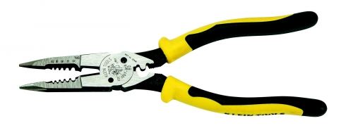 All-Purpose Pliers with Crimper