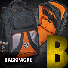 A to Z – Backpack