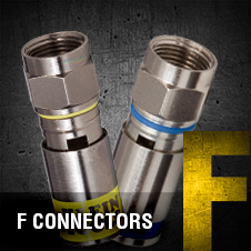 A to Z – F Connectors