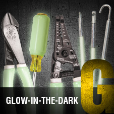 A to Z – Glow-in-the-Dark Tools