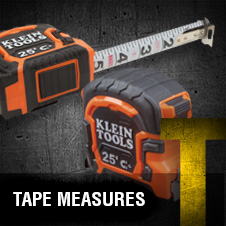 A to Z – Tape Measures