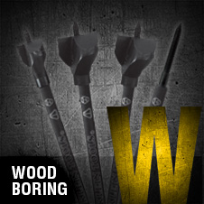 A to Z – Wood Boring Bits