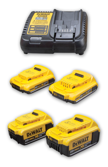 Klein Tools - Battery-Operated Tools powered by DeWalt