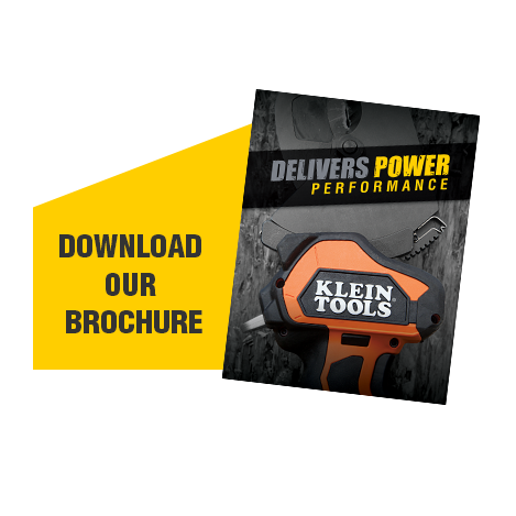 Klein Tools - Battery-Operated Tools Brochure