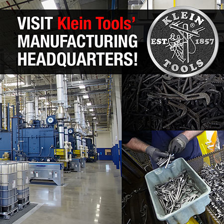 Klein Tools - Electrician of the Year - Mansfield Trip