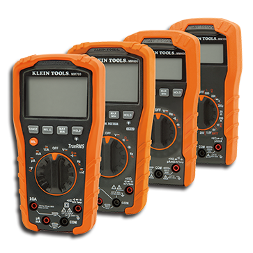 Klein Tools New Test and Measure - Multimeters