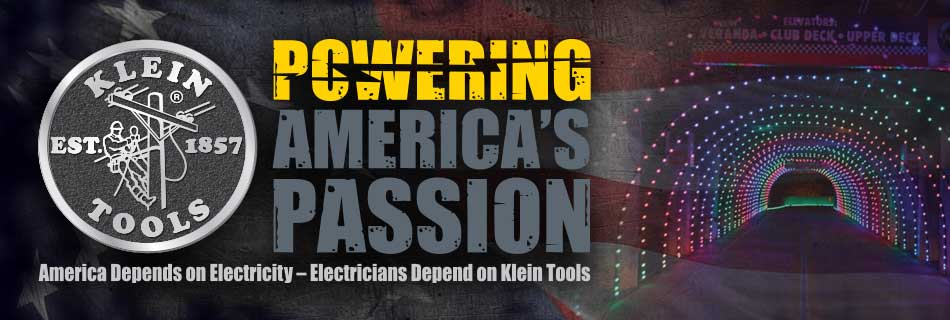 Klein Tools - Powering America'a Passion