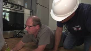 Barnaby @ Home: Installing a Dishwasher