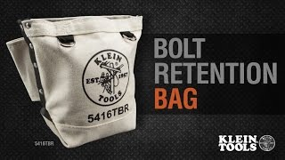 Bolt Retention Bag