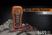 MM500 Auto Ranging Multimeter