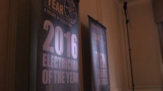 2016 Electrician of the Year Winner