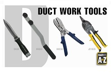 A to Z – Duct Work Tools