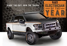2015 Electrician of the Year