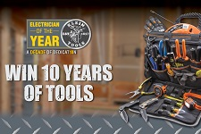 2016 Electrician of the Year